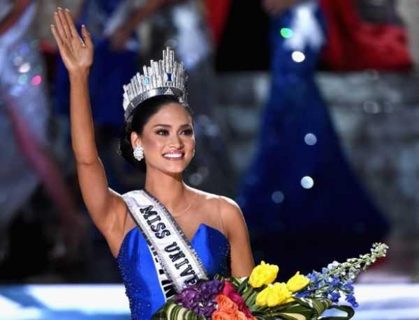 Finalmente a Miss Universo 2015