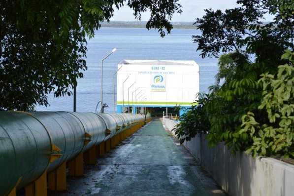 Em Manaus, bairros ficarão sem água até quarta-feira (20/7)