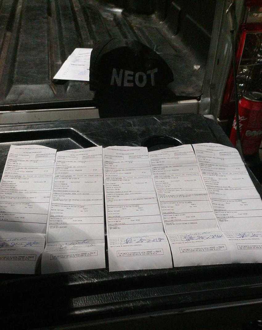 Gabriel Ale Alencar pagou 12mil em multas e se recusou a fazer o exame do bafômetro - Imagem de divulgação