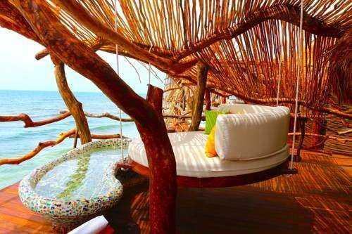 Azulik – Adults Eco-Resort & Maya Spa, Tulum – México / Foto : © RoadTrio
