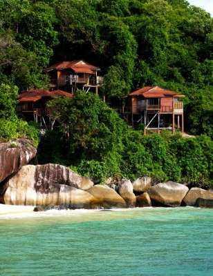 Japamala Resort, ilha Tioman – Malásia / Foto : © RoadTrio