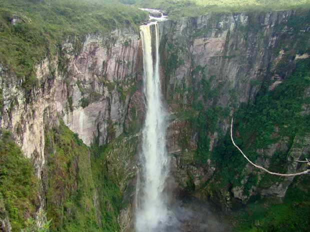 Cachoeira do El Dorado