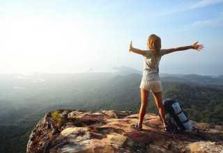 Natureza aumenta criatividade / Shutterstock