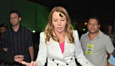 Vanessa Grazziotin pode ter diploma de senadora cassado pelo MPE