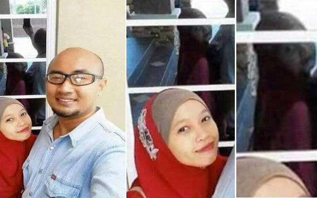 Mistério de foto diabólica bomba na internet
