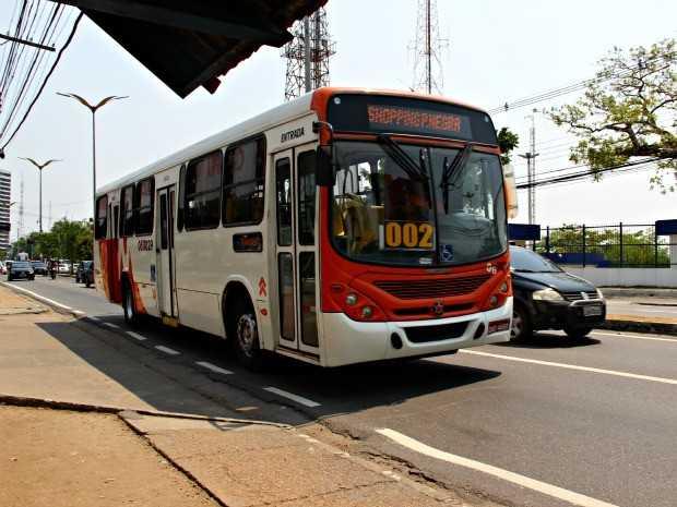 Autorizado reajuste da tarifa do transporte coletivo para R$3,55 em Manaus