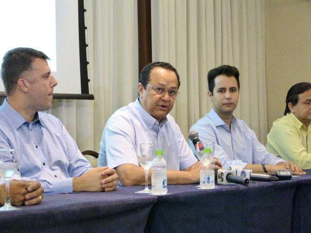 Silas Câmara confirma Pré candidatura a Prefeito de Manaus em entrevista coletiva
