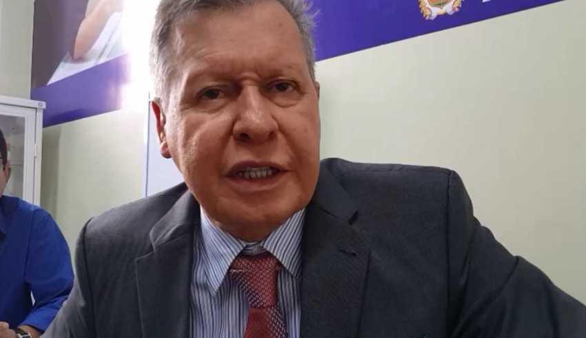 Artur Neto está entre os prefeitos que aumentaram inaugurações a 3 meses das eleições