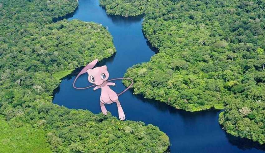 Pokémon Go chega no Brasil e já é sensação entre os amazonenses