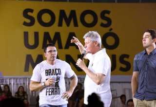 """Manauaras """"elegeram"""" o retorno de Sabino Castelo Branco como deputado federal"""