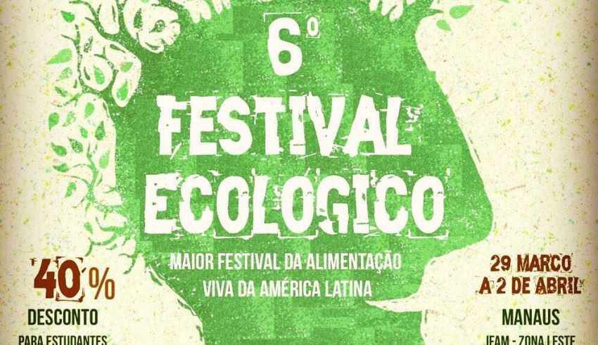 6º Festival Ecológico - Maior Festival da Alimentação Viva da América Latina