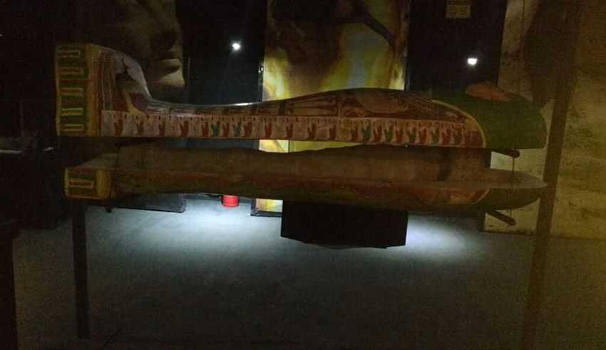 Exposição sobre o Antigo Egito e Terra Santa chega ao Sumaúma Park Shopping
