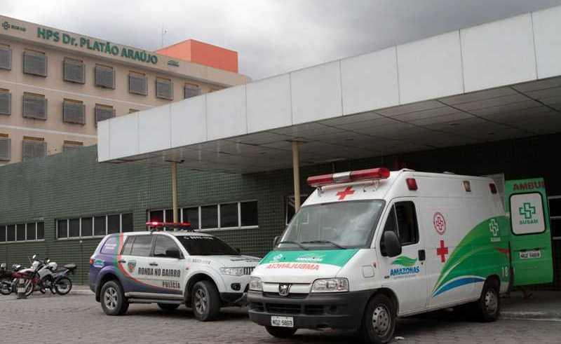 Hospital Pronto-Socorro (HPS) Platão Araújo - Foto : Arthur Castro / EM TEMPO