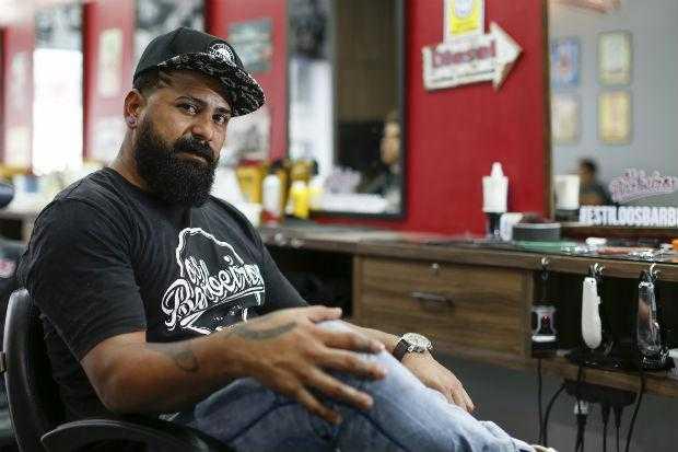 O barbeiro Josué / Divulgação