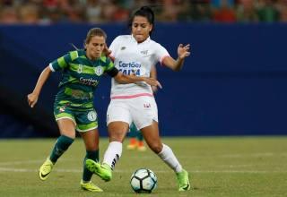 Iranduba x Santos Futebol Feminino