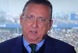 Galvão Bueno comete gafe e internautas não perdoam - Imagem: Reprodução
