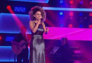 Jéssica Stephens participou da quinta temporada do The Voice Brasil (Foto: Divulgação)