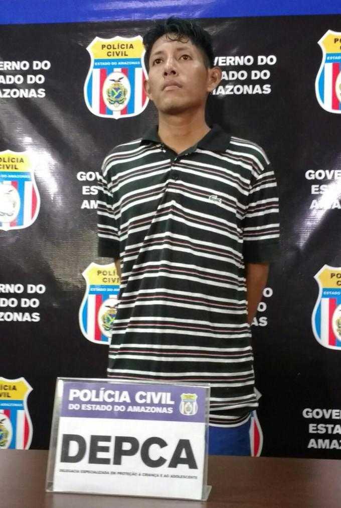 Rapaz suspeito de abusar de pelo menos quatro adolescentes / Foto : Pedro Braga / Portal do Holanda