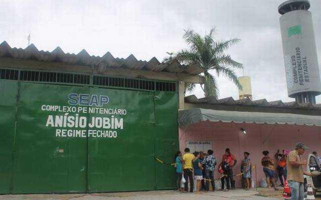 Complexo Penitenciário Anísio Jobim / Divulgação