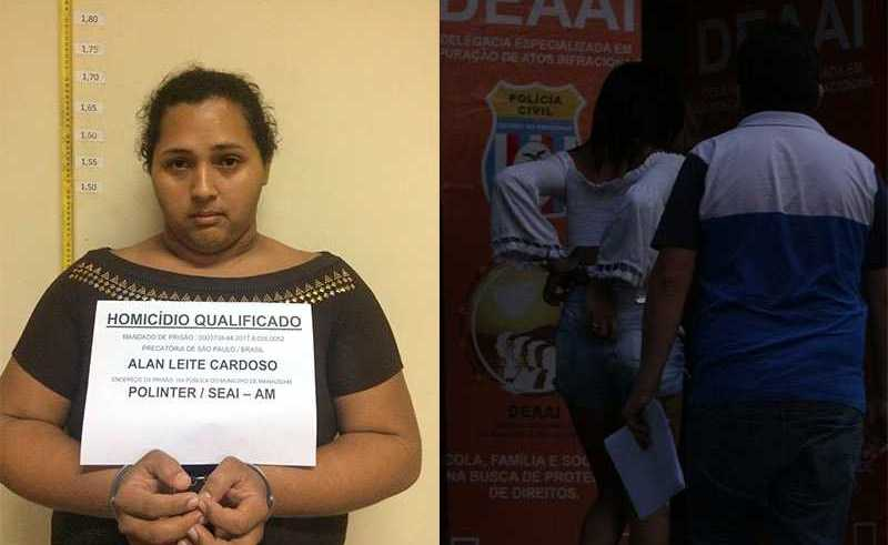 Em Manaus, polícia prende travestis suspeitas de matar motorista de Uber em São Paulo - Imagem: Divulgação