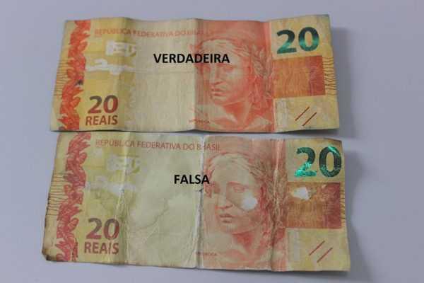 Notas falsas de 20 reais estão circulando em Santa Isabel do Rio Negro-Am