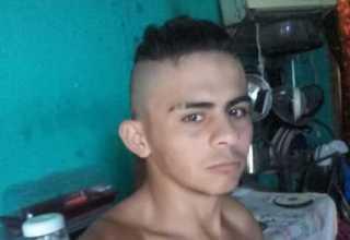 Santiago Inuna Corrêa, foi executado com dez tiros (Foto: Arquivo Pessoal)