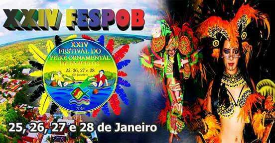 O Festival do Peixe Ornamental de Barcelos – FESPOB / Divulgação