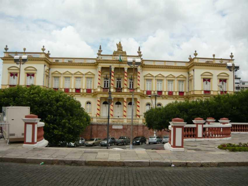 Centro Cultural Palácio de Justiça / Foto : Divulgação