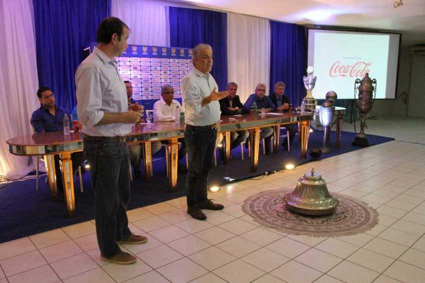 Naça fecha com a Coca-Cola como patrocinadora máster / Foto: Arleson Sicsu