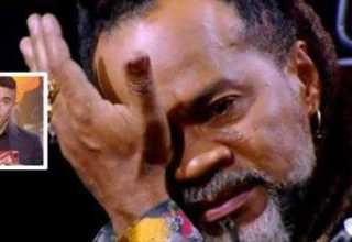 André Marques dá fora ao vivo em Brown e choca até a Globo: constrangedor / Foto : Reprodução