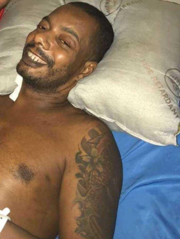 Morre MC Naldinho do hit 'Um Tapinha Não Dói'