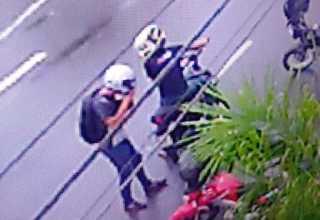 Bandidos armados invadem Shopping na zona norte de Manaus - Imagem: Via Whatsapp