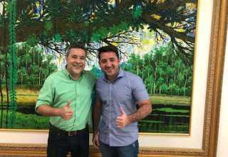 Deputado Carlinhos Bessa articula fortalecimento e expansão da UEA no interior
