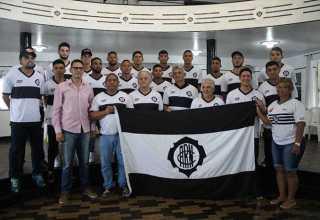 Com uma equipe jovem e regional, Rio Negro apresenta elenco para o Campeonato Amazonense