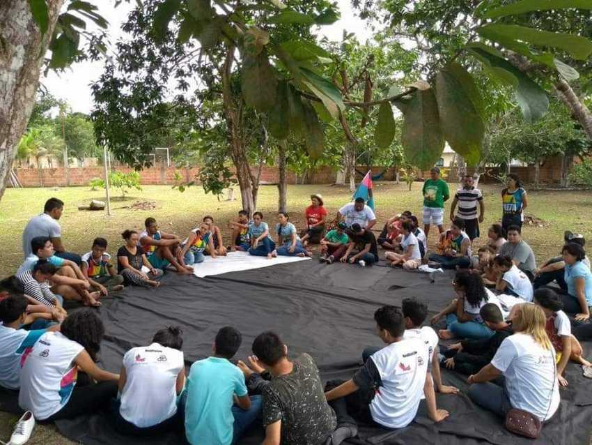 Jovens Católicos realizam Acampamento de Carnaval em Manaus / foto : Divulgação
