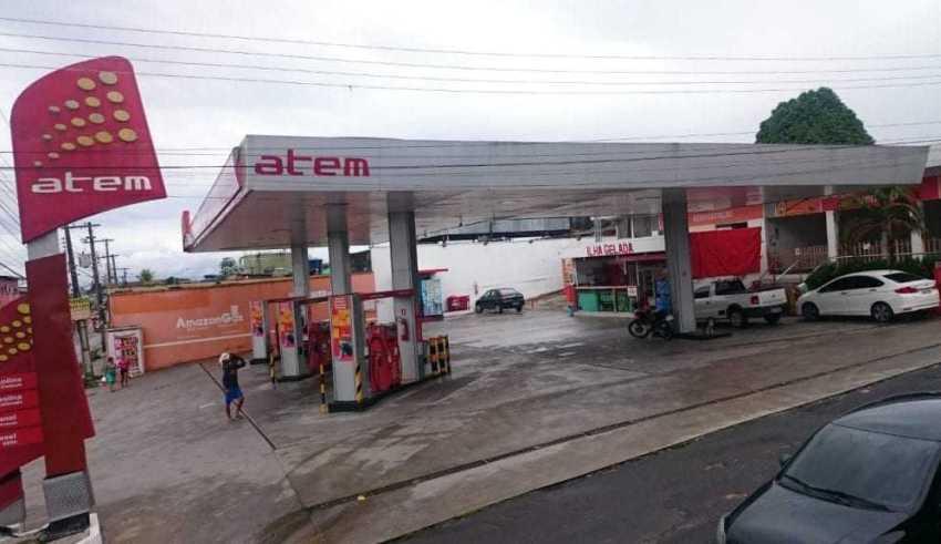 Posto Atem / Foto: Divulgação
