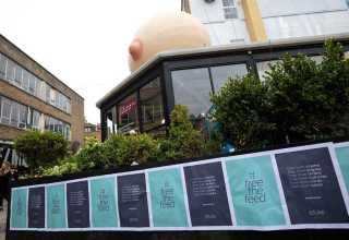 Londres lança campanha inusitada para combater o preconceito com a amamentação pública