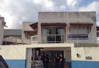 Delegacia Seccional de Goiana, na Zona da Mata Norte de Pernambuco / Foto: Polícia Civil/Divulgação