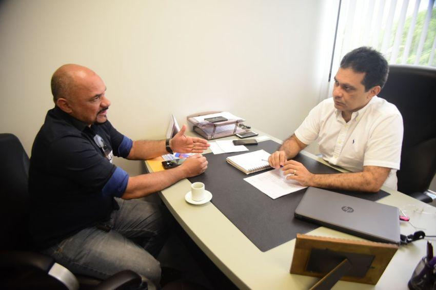 Álvaro Campelo quer fortalecer setor primário no interior do Estado / foto : Divulgação