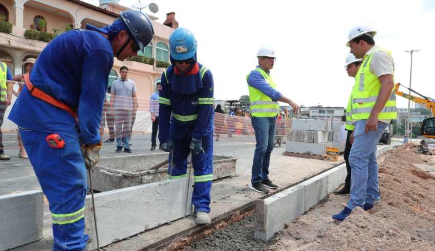 Prosamim no bairro Presidente Vargas / foto : Diego Peres / SECOM