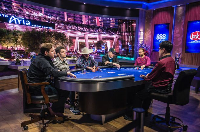 Transmissões de Poker