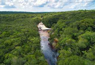Cachoeira de Iracema / Foto: Ivo Brasil/Amazonastur