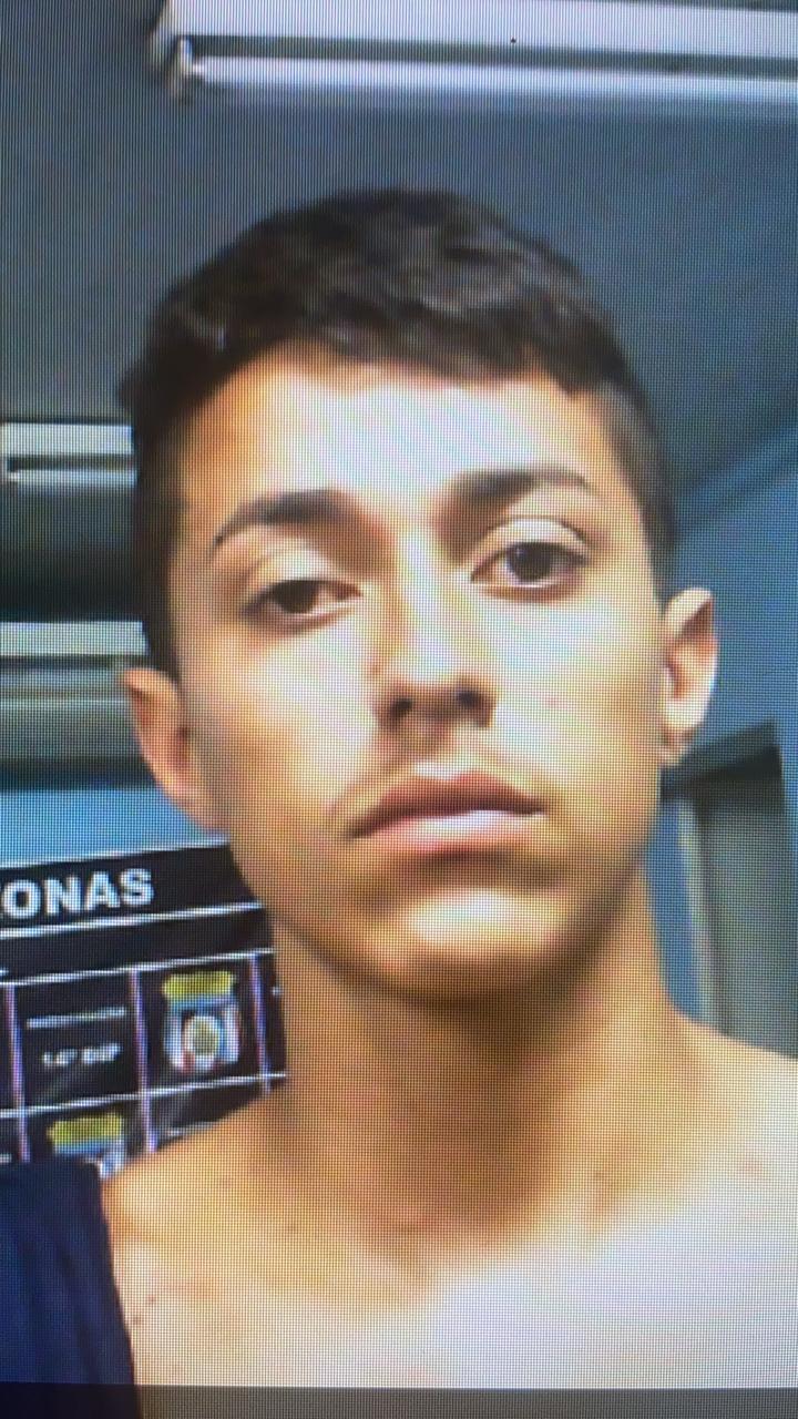 Polícia Civil pede o apoio da população para localizar homem envolvido em roubo a um escritório, no conjunto Vieiralves / Foto : Divulgação / PC-AM
