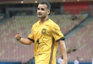 Maikon Leite Amazonas FC (Foto: João Normando)