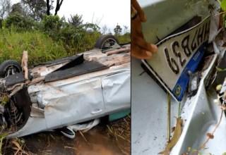 Polícia de Roraima localizou o carro de luxo de Rafael Fernandez