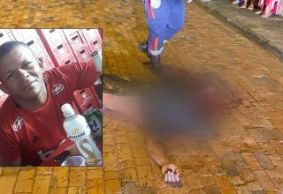 Filho defende mãe que estava apanhando do padrasto e o mata a golpes de ripa