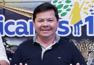 vice-prefeito de Anori, Régis Nazaré