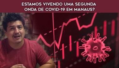 Estamos vivendo uma segunda onda de Covid-19 em Manaus?