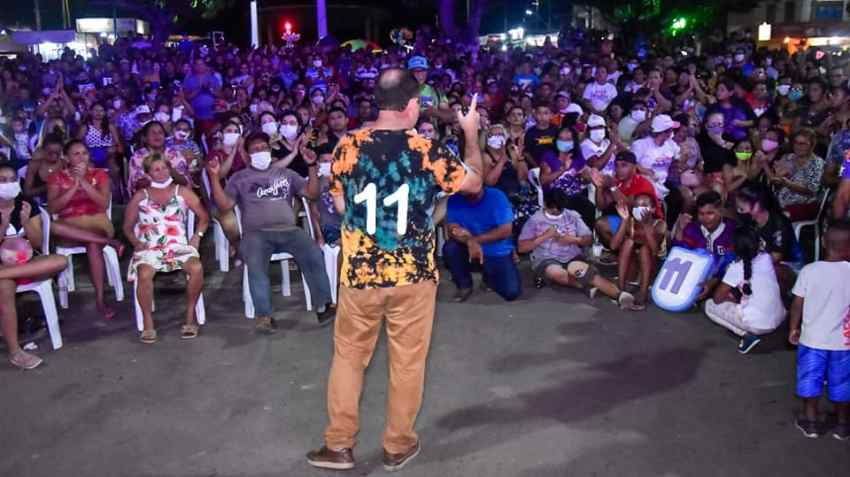 Normando Bessa, faz prestação de contas / Foto : Divulgação