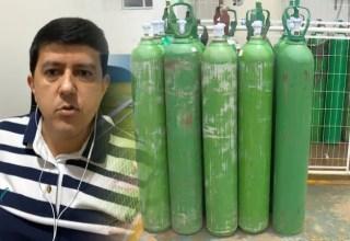 prefeito Paulo Rocha (PSD) fez um apelo
